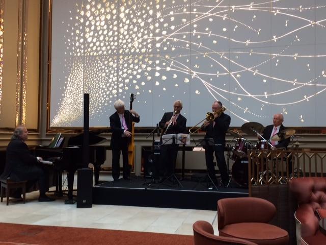 Waldorf Astoria Edinburgh accueil